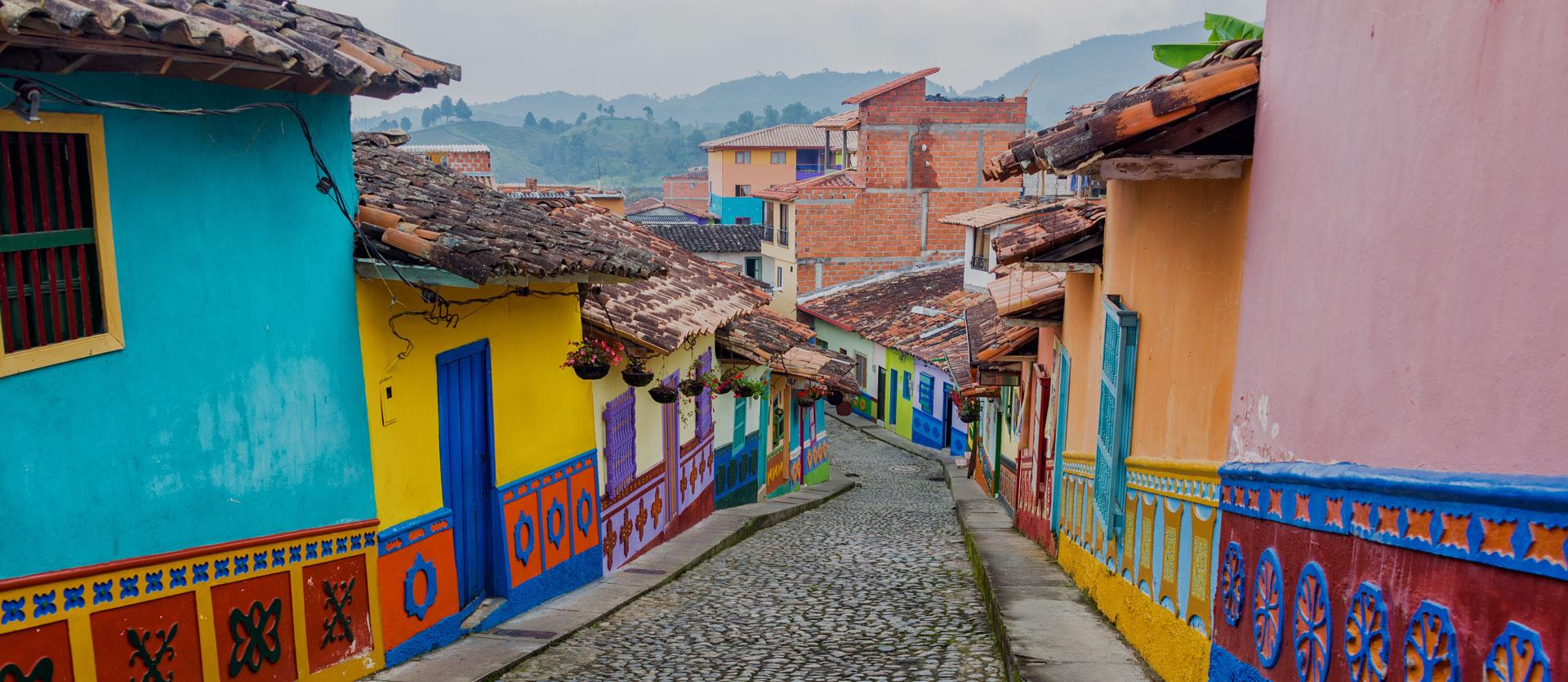 Kolumbien