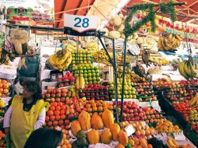 Früchte Lateinamerikas