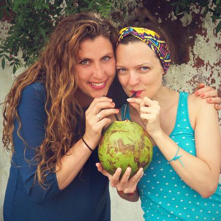 Gründerinnen Andrea Babilon & Joanna Krupa - Gruppenreisen für Alleinreisende & Erlebnisreisen | QUERIDO MUNDO