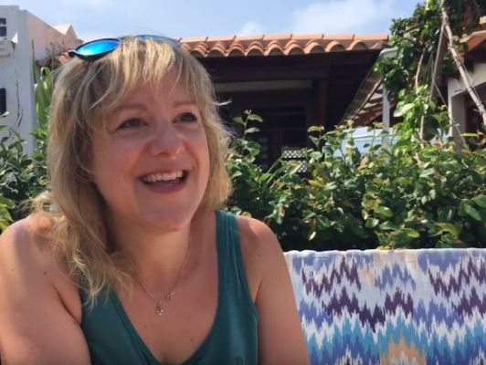 Teilnehmerstimme Martina - Gruppenreisen für Alleinreisende & Erlebnisreisen | QUERIDO MUNDO