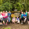 Gruppenreisen für Alleinreisende & Erlebnisreisen I Kolumbien Ablauf Gruppenfoto im Cocoratal