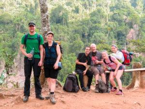 Gruppenreisen für Alleinreisende & Erlebnisreisen I Kolumbien Ablauf Tag 15 Wanderung zur Ciudad Perdida