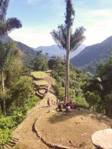 Gruppenreisen für Alleinreisende & Erlebnisreisen I Kolumbien Ablauf Tag 17 Wanderung zur Ciudad Perdida