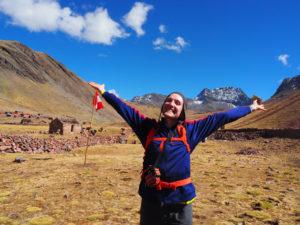 Gruppenreisen für Alleinreisende I Anden traumhafte Landschaft in Peru