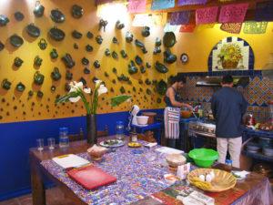 Gruppenreisen für Alleinreisende I Zusatzaktivität mexikanischer Kochkurs in Puerto Morelos