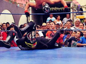 Gruppenreisen für Alleinreisende I Zusatzaktivität Besuch eines Lucha Libre Spektakel in Mexiko Stadt