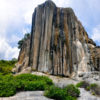 Gruppenreisen für Alleinreisende I Zusatzaktivität Besuch des versteinerten Wasserfalls Hierve el Agua