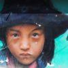 Gruppenreisen für Alleinreisende I Mexiko wunderschönes Graffiti auf der Isla Holbox