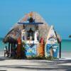 Gruppenreisen für Alleinreisende I Mexiko traumhafter Ausblick auf das Meer auf der Isla Holbox