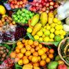 Gruppenreisen für Alleinreisende I Mexiko frische Früchte auf dem Markt in Oaxaca