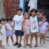 Gruppenreisen für Alleinreisende I Mexiko freundliche mexikanische Kinder in Oaxaca