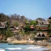 ruppenreisen für Alleinreisende I Mexiko Blick auf den Stand und Pazifik in Zipolite