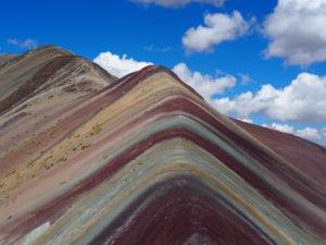 Gruppenreisen für Alleinreisende & Erlebnisreisen I Anden Ablauf I Tag 22 Ausflug zum Regenbogenberg in der Nähe von Cusco