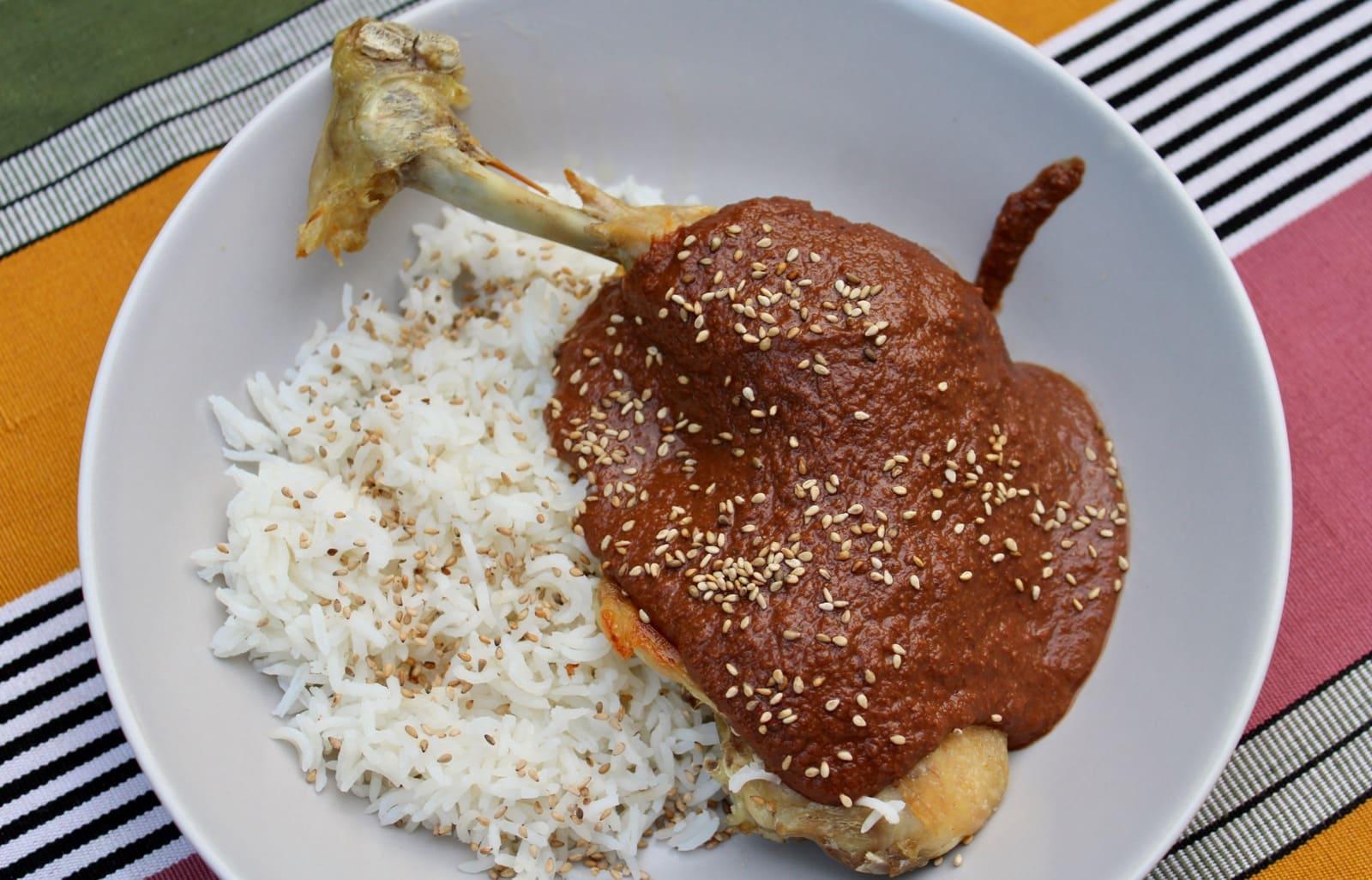 Rezept für Mole Poblano Sauce (mexikanisch) | QUERIDO MUNDO