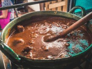 Zubereitung - Rezept Mole Poblano Sauce (mexikanisch) | QUERIDO MUNDO