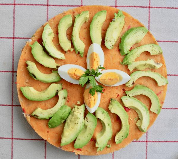 Beitragsbild: Rezept für Causa Rellena aus Peru (mit Thunfisch) | QUERIDO MUNDO