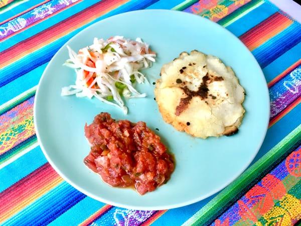 Beitragsbild: Rezept - Pupusas aus El Salvador selbst machen | QUERIDO MUNDO