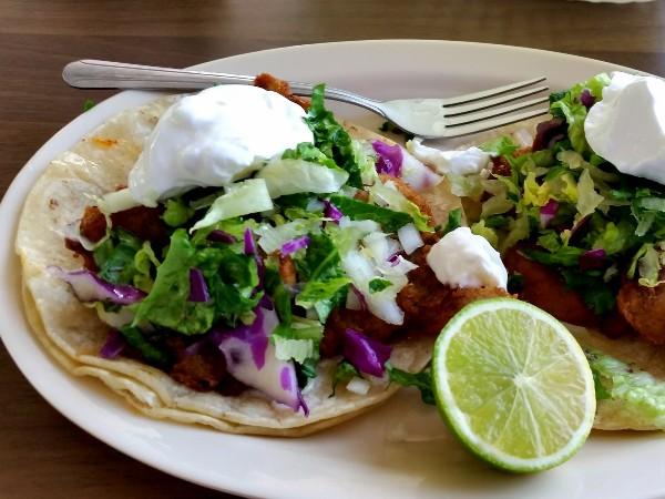 Beitragsbild: Mexikanische Fisch-Tacos (Rezept) | QUERIDO MUNDO