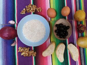 Zutaten: Ají de Gallina - Peruanisches Rezept | QUERIDO MUNDO